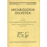 Die anthropologische Sammlung im Naturhistorischen Museum...