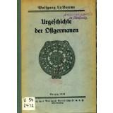 Urgeschichte der Ostgermanen