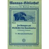 Forschungen zur Geschichte des Haushundes - Die...