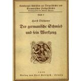 Der germanische Schmied und sein Werkzeug