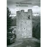 Der Spaniolaturm zu Pontresina