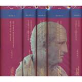 Cicero. Ausgewählte Werke. 5 Bände im Schuber