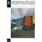 Denkmalpflege in Baden-Württemberg - 17. Jahrgang -...