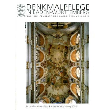 Denkmalpflege in Baden-Württemberg - 32. Jahrgang - Heft 1-4