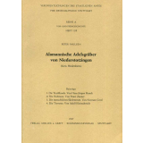 Alamannische Adelsgräber von Niederstotzingen -...