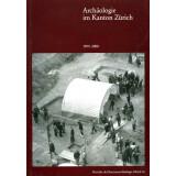 Berichte der Kantonsarchäologie Zürich, Band 16