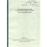 Vorbericht über die Ausgrabung 1984 in dem...