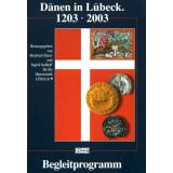 Dänen in Lübeck - Begleitprogramm