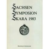 Sachsen symposion Skara 1983