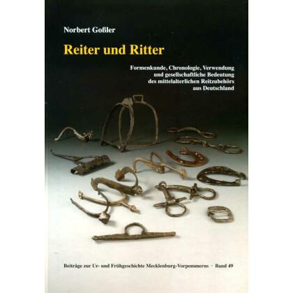 Reiter Und Ritter Formenkunde Chronologie Verwendung Und