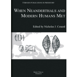 When Neanderthals and Modern Humans Met
