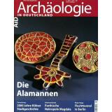 Archäologie in Deutschland. Heft 2012/3. Die Alamannen