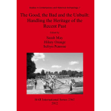 Studies in Contemporary and Historical Archaeology 7 The...