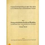 Frühgeschichtliche Funde aus Westfalen