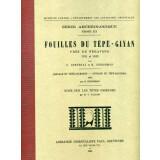 Fouilles de Sialk Près de Kashan 1933, 1934, 1937,...