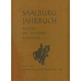Saalburg Jahrbuch, Band 35 - 1978....