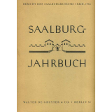 Saalburg Jahrbuch, Band 23 - 1966. Studien über die...