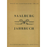 Saalburg Jahrbuch, Band 17 - 1958
