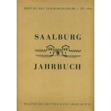 Saalburg Jahrbuch, Band 15 - 1956