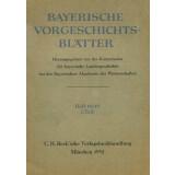 Bayerische Vorgeschichtsblätter, Jahrgang 18-19 -...