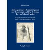 Anthropomorphe Keramikfiguren aus Teotenango und Ojo de...