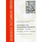 Leitfaden zur Keramikbeschreibung, Mittelalter - Neuzeit