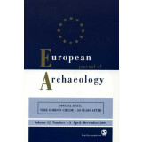 European Journal of Archaeology Volume 12 Number 1-3 2009