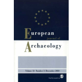 European Journal of Archaeology Volume 13 Number 3 2010