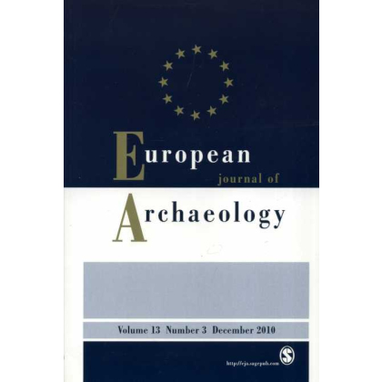 European Journal of Archaeology Volume 13 Number 2 2010