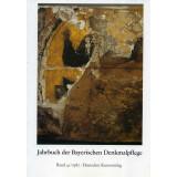 Jahrbuch der Bayrischen Denkmalpflege, Band 41-1987