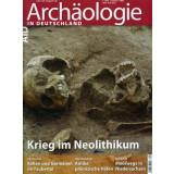 Archäologie in Deutschland. Heft 2013/1. Krieg im...