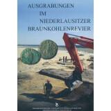 Ausgrabungen im Niederlausitzer Braunkohlenrevier 2008 -...