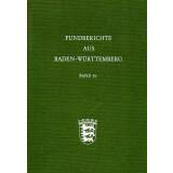 Fundberichte aus Baden-Württemberg, Band 10 - 1985