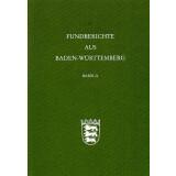 Fundberichte aus Baden-Württemberg, Band 21 - 1996