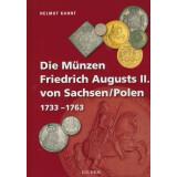 Die Münzen Friedrich Augusts II. von Sachsen-Polen...
