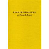 Revue Prehistorique de l` Est de la France - Bourgogne,...