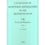 Tools and Weapons I: Axes. Catalogue of Egyptian...