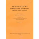 Archäologisches Korrespondenzblatt 1983/1