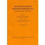 Archäologisches Korrespondenzblatt 1986/4