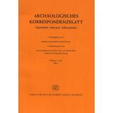 Archäologisches Korrespondenzblatt 1972/3