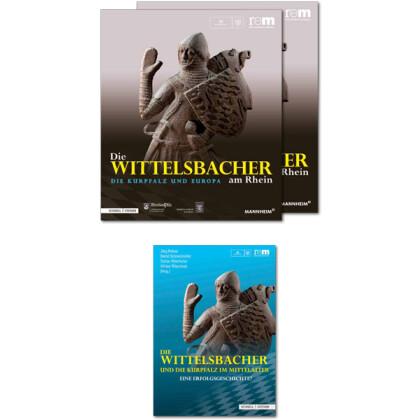 Die Wittelsbacher am Rhein. Katalog und Tagungsband Mittelalter