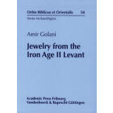 Jewelry from the Iron Age II Levant