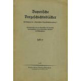 Bayerische Vorgeschichtsblätter, Jahrgang 17