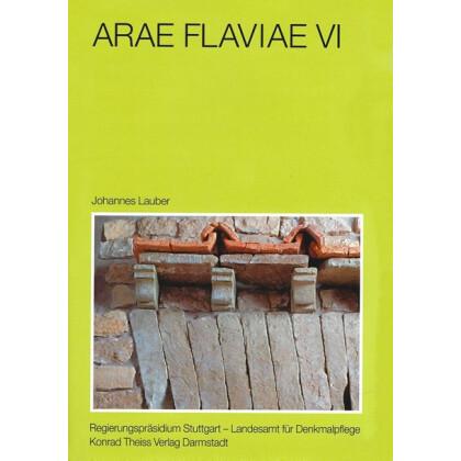 Arae Flaviae VI - Der Gebäudekomplex M von Rottweil