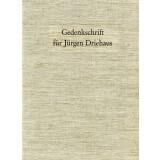 Gedenkschrift für Jürgen Driehaus