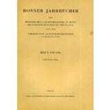 Bonner Jahrbücher Band 155,156 - 1955,56