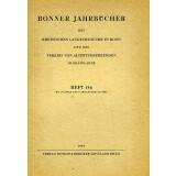 Bonner Jahrbücher Band 154 - 1954