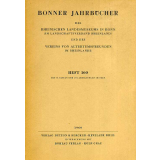 Bonner Jahrbücher Band 161 - 1961