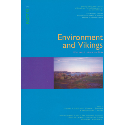 Environment and Vikings - Scientific Methods and Techniques - Birka Studies, Vol. 4