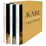 Karl der Große - charlemagne. Karolinger - Drei...